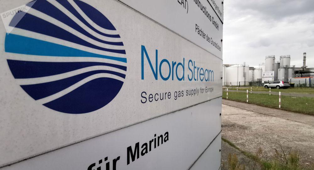 حمایت آلمان از پروژه نورد استریم ۲