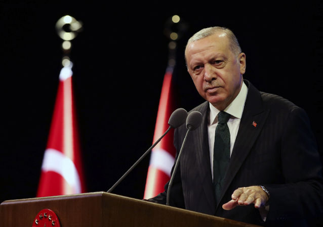 اردوغان: قبرس بدون توافق ترکیه به ناتو ملحق نمی شود
