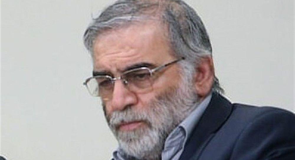 اولین تصاویر از محل ترور دانشمند هسته ای ایران منتشر شد+عکس