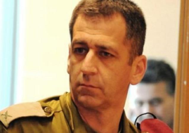 ژنرال آویو کوخاوی رئیس ستاد کل ارتش اسرائیل