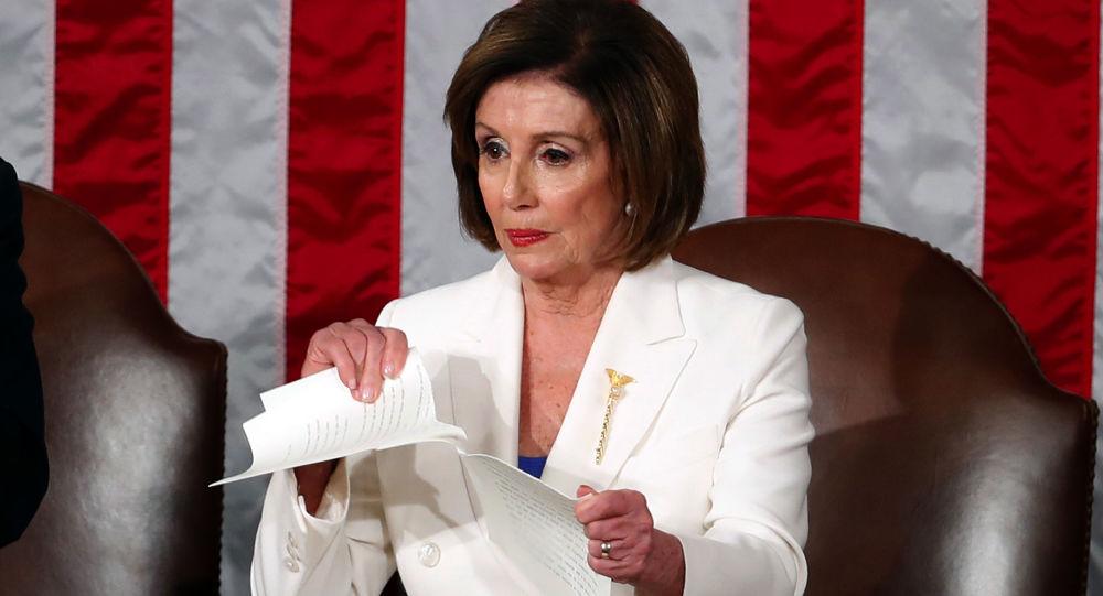 درخواست نانسی پلوسی برای تشکیل کمیسیونی درباره تسخیر کنگره همانند پرونده 11 سپتامبر