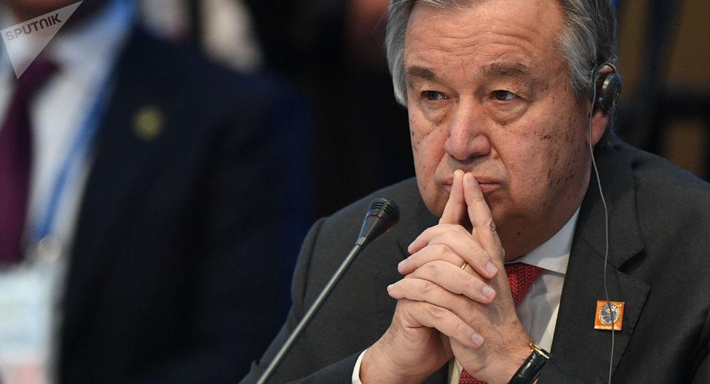 دبیرکل سازمان ملل خواستار لغو تحریم های ایران شد