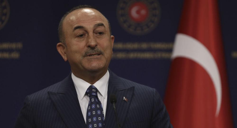 ترکیه خواستار ایجاد نیروی بین المللی برای محافظت از فلسطینیان شد