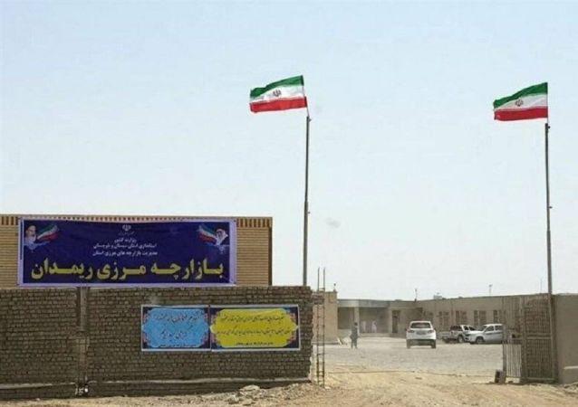 مرز تجاری و رسمی ایران و پاکستان