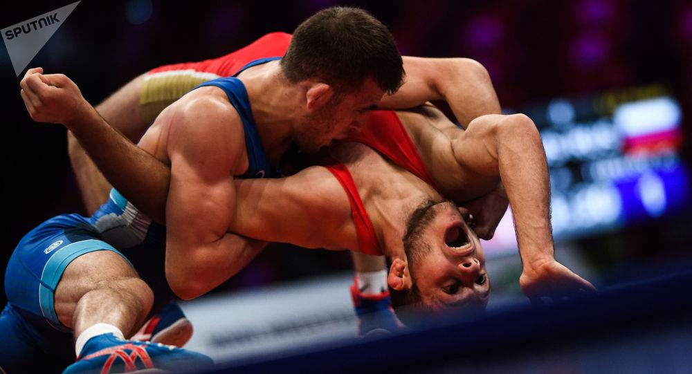 شکست آزادکاران ایرانی در اولین روز مسابقات روسیه