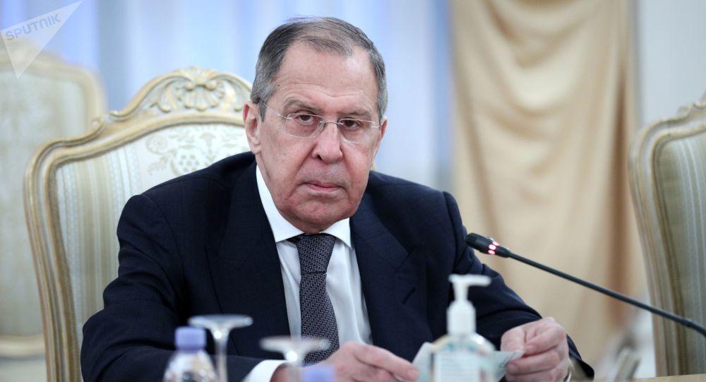 لاوروف: روسیه تلاش برای برهم زدن مذاکرات وین را محکوم می کند
