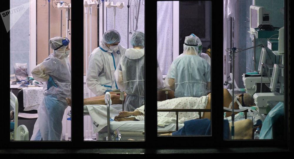 احداث بیمارستان ۶۰ تختخوابی در ۴ روز توسط ارتش ایران