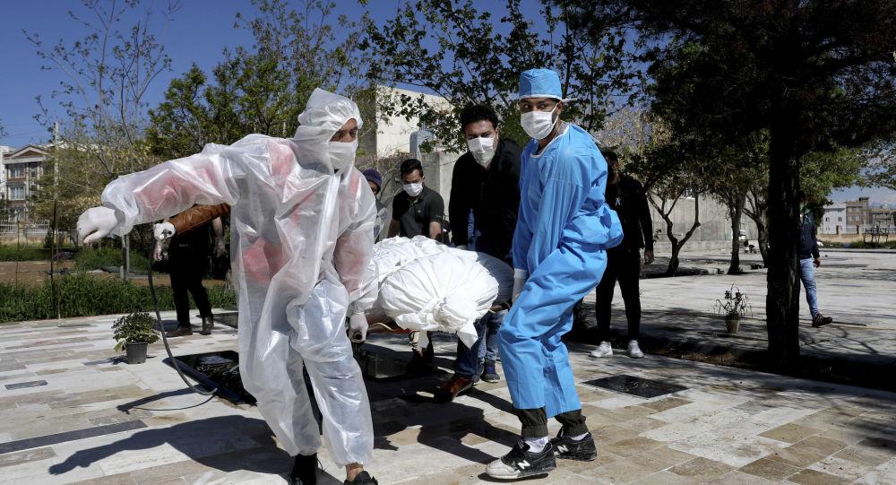مرگ و میر ناشی از ویروس کرونا رکورد زد