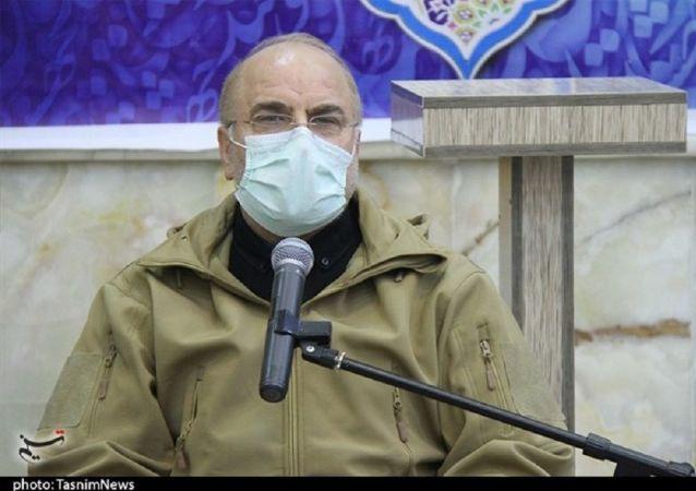 محمدباقر قالیباف، رئیس مجلس شورای اسلامی ایران