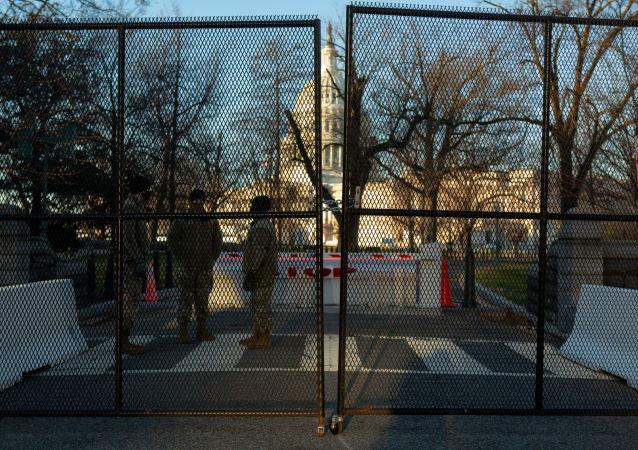 اقدامات امنیتی جدید در واشنگتن