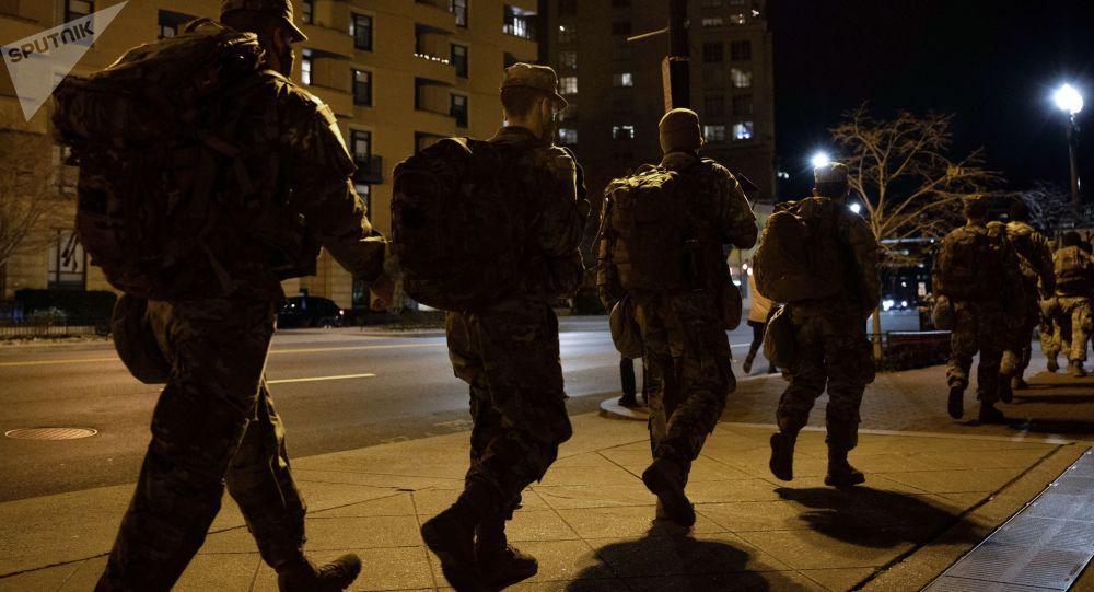 تشکیل ارتش سری آمریکا با 60 هزار نیرو