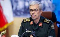 سرلشکر محمد باقری رییس ستاد کل نیروهای مسلح ایران