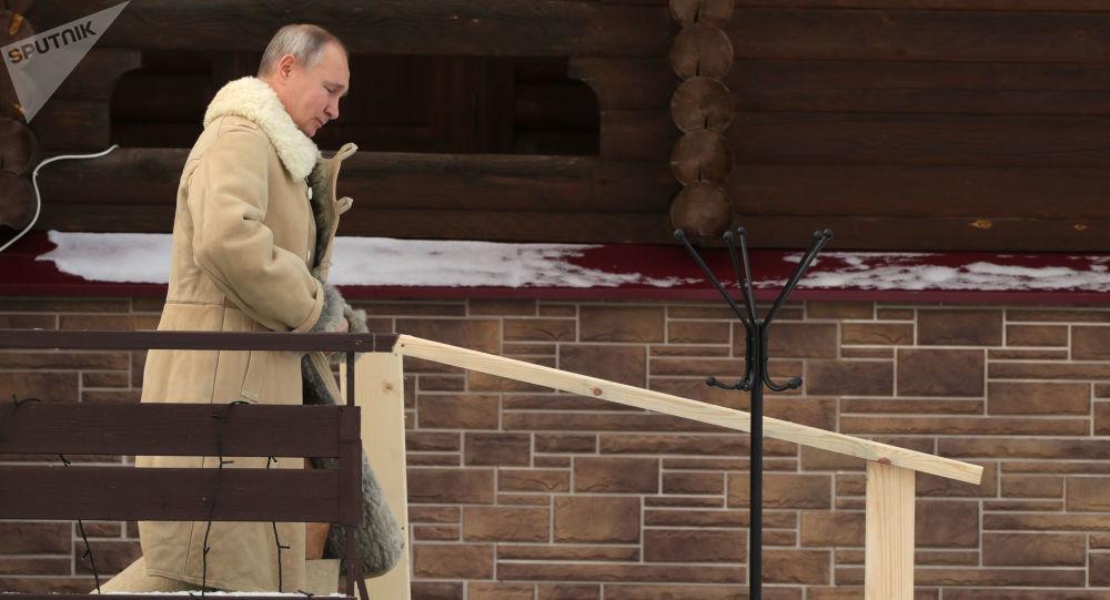 پوتین در یک سال گذشته چند روز استراحت کرده است؟
