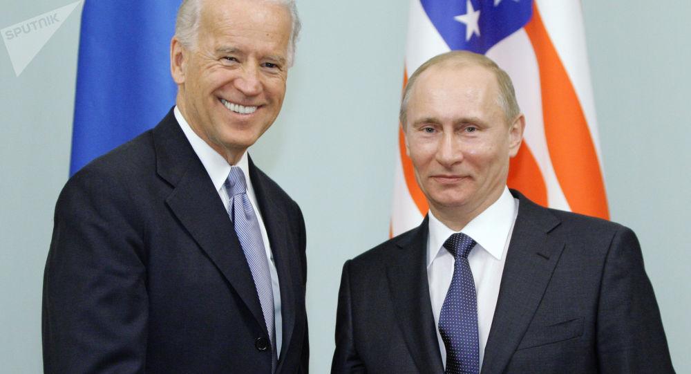 کاخ سفید: بایدن با پوتین تلفنی گفتگو کرد