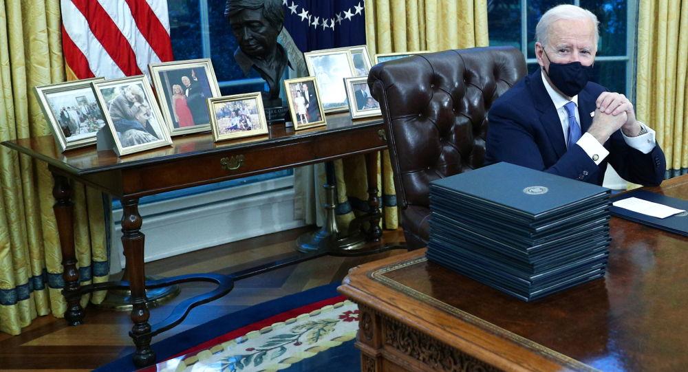 رئیس جمهور امریکا : در مورد ایران با اسرائیل در تماس هستیم