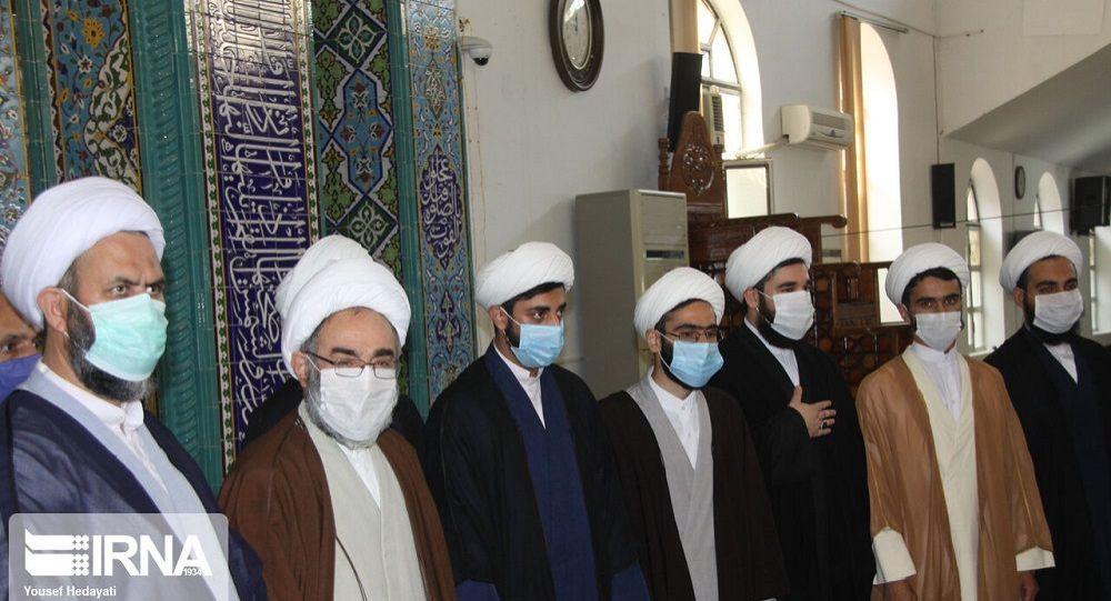 عملیات نجات توسط یک روحانی با کمک عمامه در ایران +ویدئو