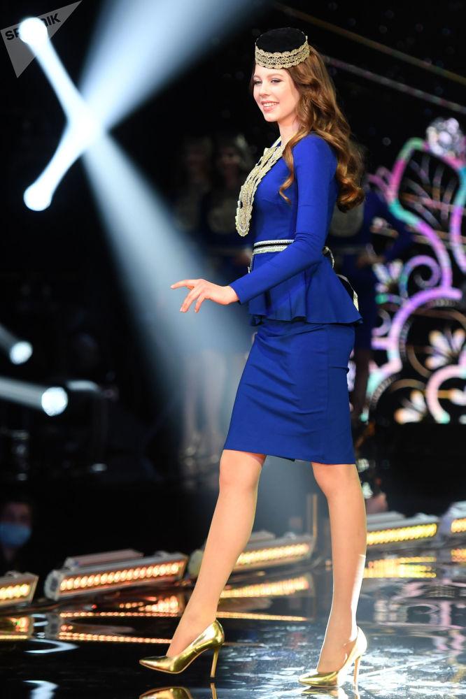 مسابقه ملکه زیبایی تاتارستان ۲۰۲۱ در کازان
