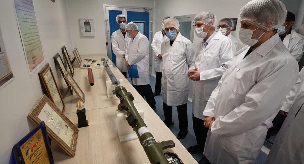 افتتاح خط تولید انبوه موشکهای دوشپرتاب و تولید سوخت جامد مرکب در ایران