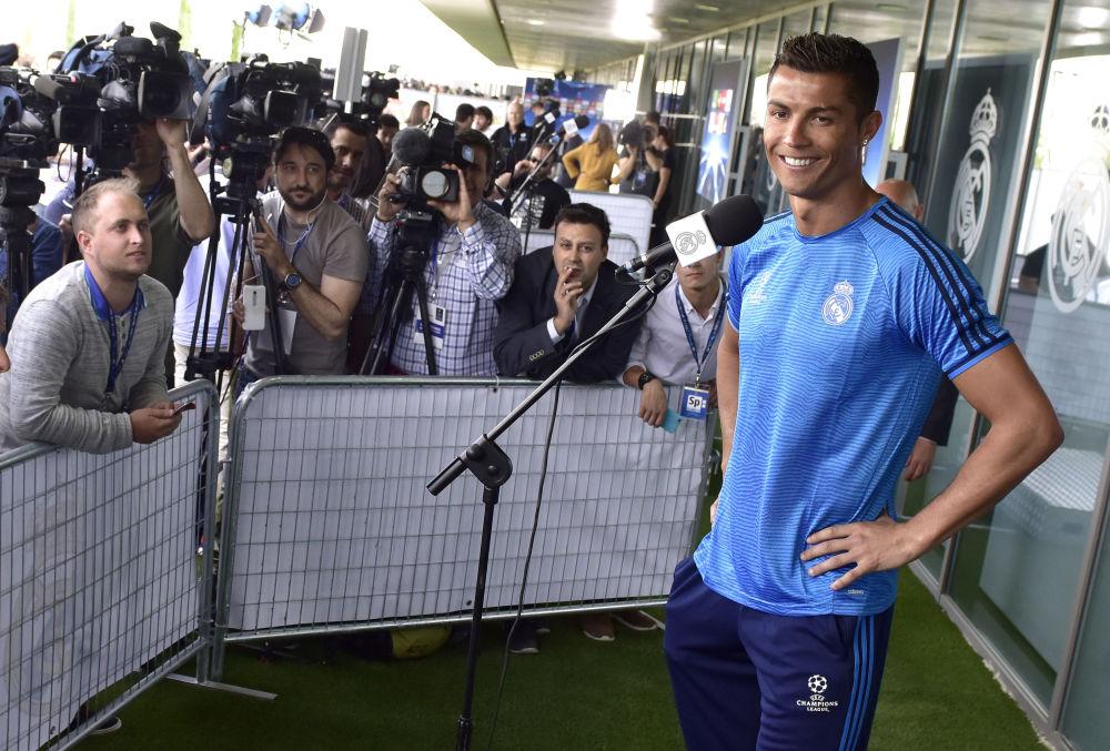 کریستیانو رونالدو در لیگ قهرمانان اسپانیا