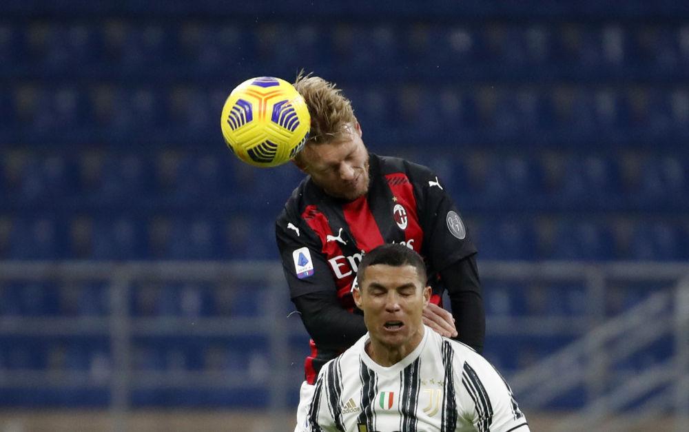 کریستیانو رونالدو در لیگ فوتبال ایتالیا