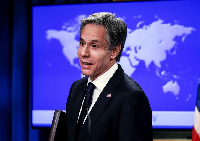 وزیر خارجه آمریکا برنامهای برای دیدار با همتای ایرانی خود ندارد