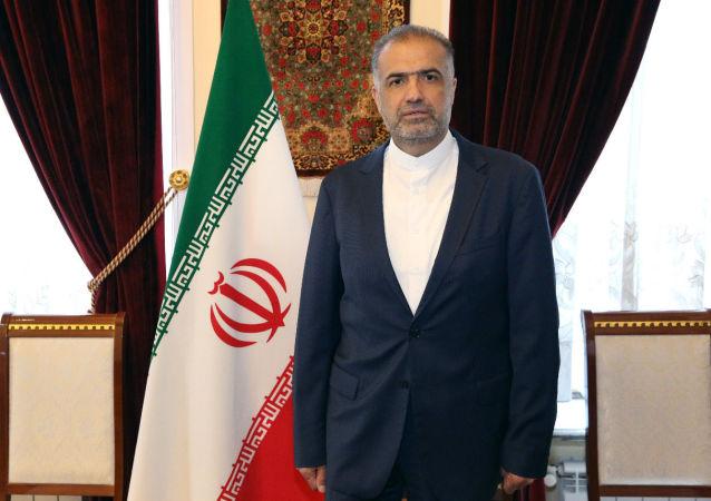 سفیر ایران در روسیه: روسیه مقتدر برای منطقه مفید است