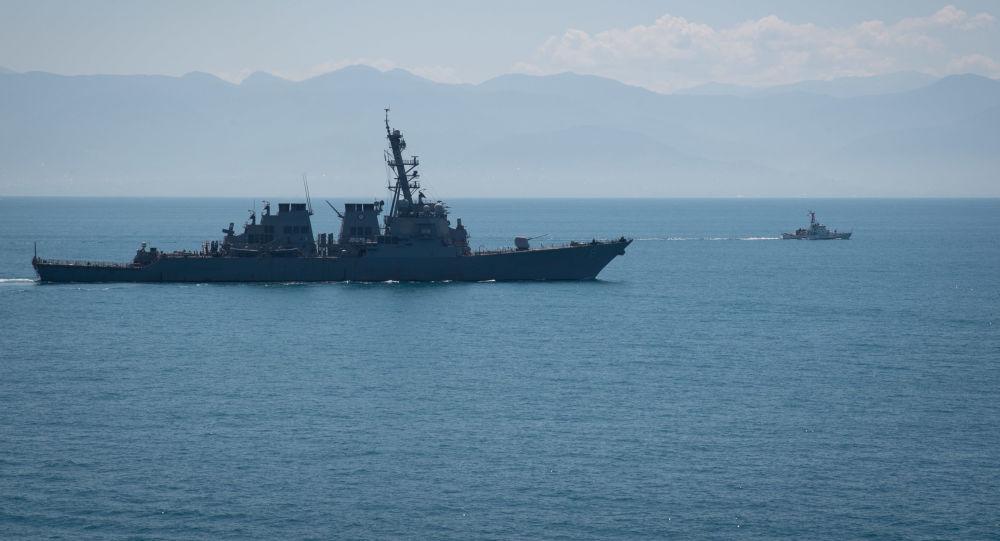 دو کشتی جنگی ناتو وارد دریای سیاه شدند