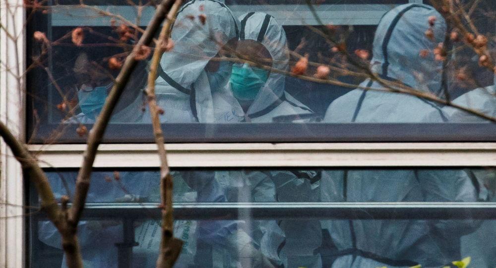 واکنش چین به انتقادات آمریکا از کار سازمان جهانی بهداشت در ووهان