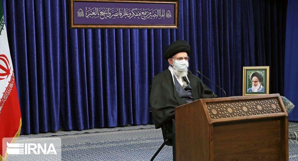 سخنرانی نوروزی رهبر ایران