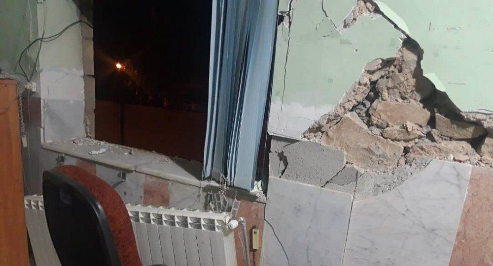 زلزله در استان کهگیلویه و بویر احمد ایران