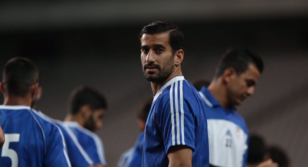 مصدومیت شدید کاپیتان تیم ملی فوتبال ایران