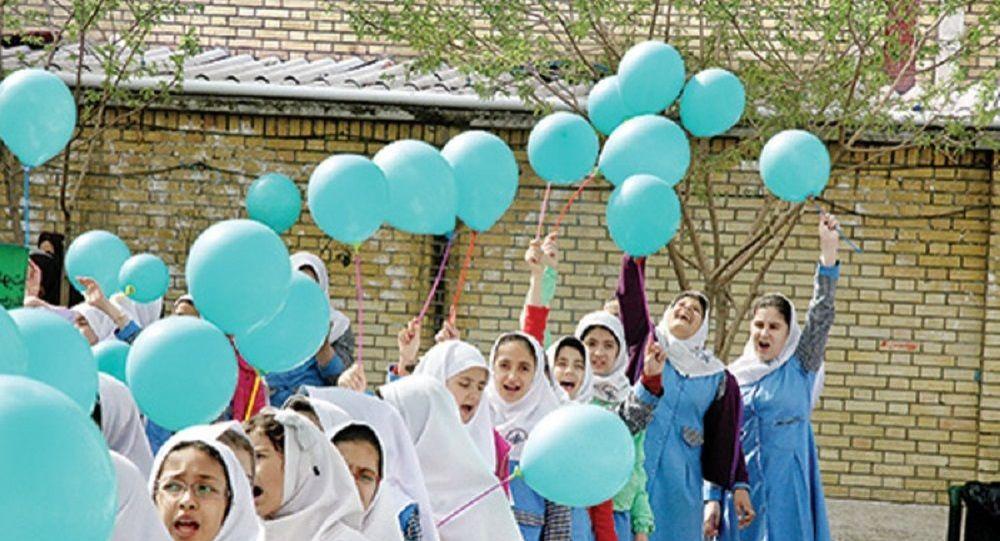 دانش آموزان ایرانی