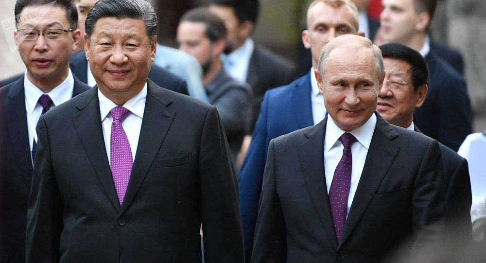 به روسیه و چین پیشنهاد شد تا با هرج و مرج آمریکایی مقابله و مبارزه کنند