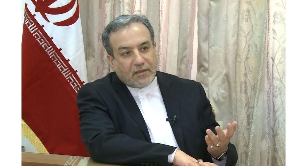 عراقچی: برگشت ایران به برجام منوط به لغو همه تحریم هاست