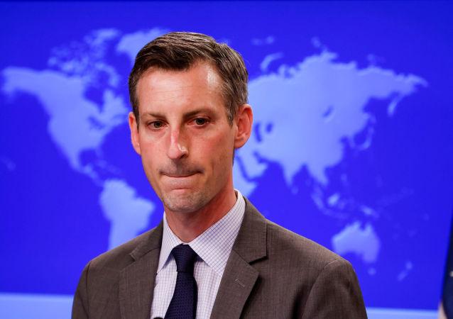 اظهار امیدواری آمریکا به از سرگیری گفتگوهای وین