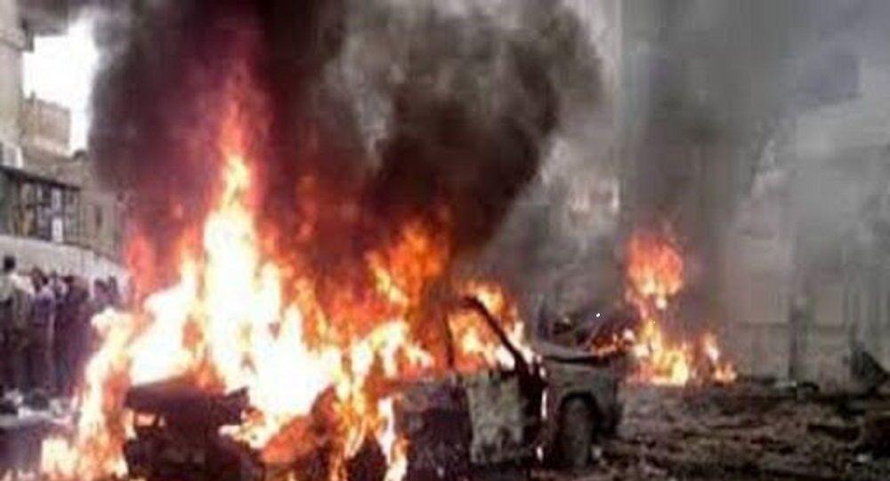 انفجار دوباره بمب در جنوب عراق