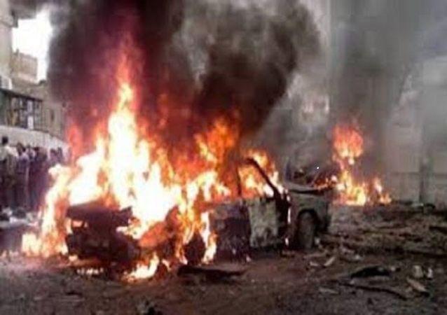 انفجار در بغداد جان 20 نفر را گرفت