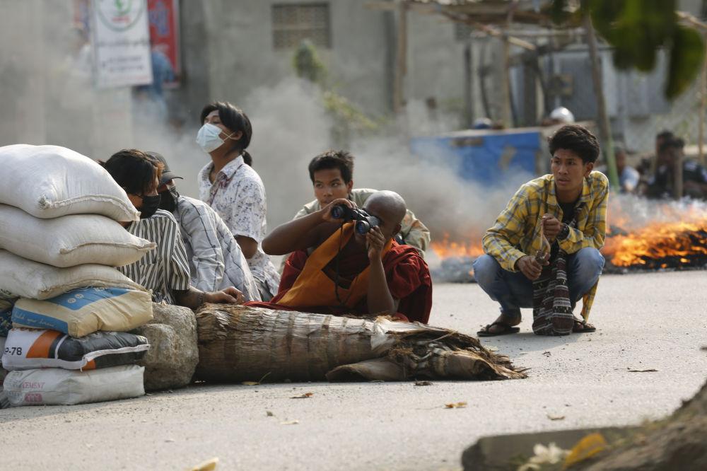 حوادث و رویدادهای جهان میانمار