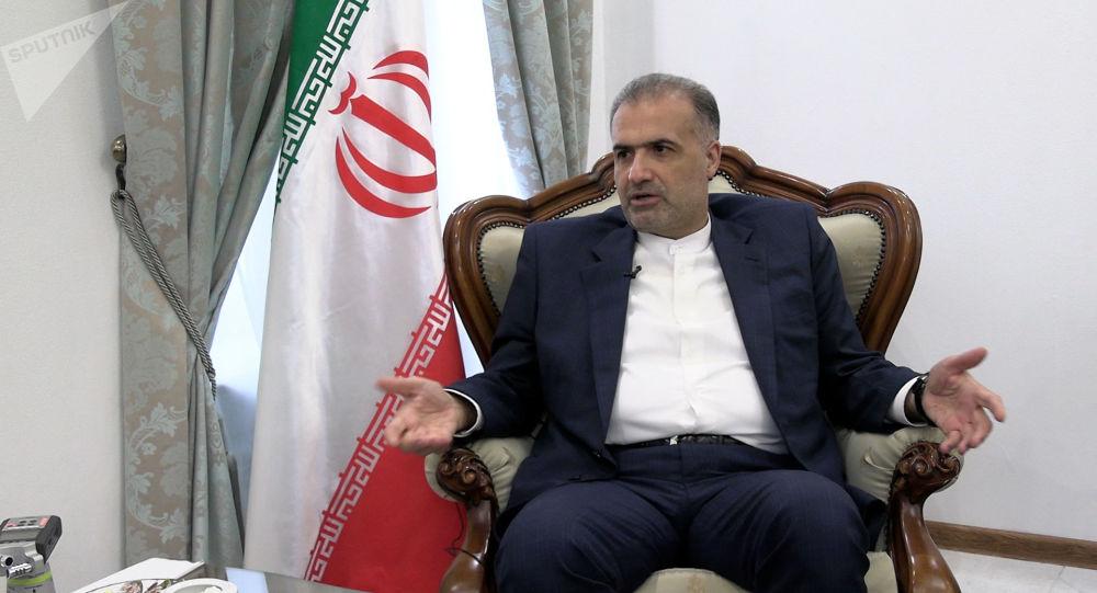 جلالی: ماجرای حمله ایران به کشتی مرسر استریت، ساخته غرب است