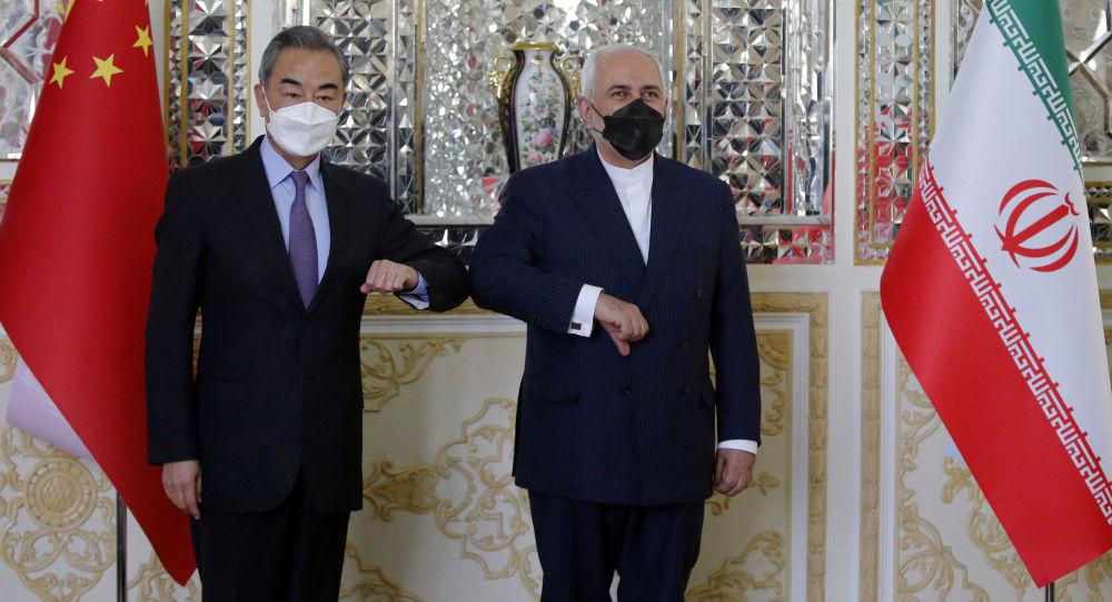 پنجاهمین سالگرد تاسیس روابط دیپلماتیک ایران و چین