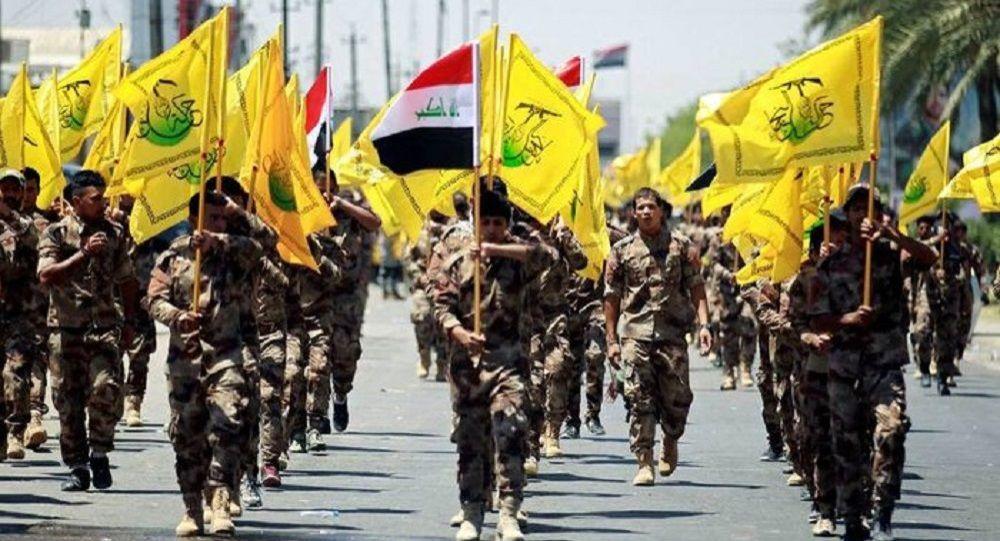 آزادی یکی از فرماندهان حشد شعبی از بازداشت نیروهای امنیتی عراق