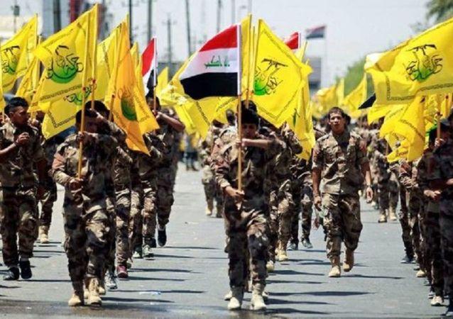 شبه نظامیان عراقی تلاش داعش برای منفجر کردن دکلهای برق را خنثی کردند