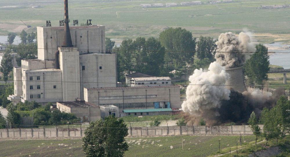 کره شمالی تأسیسات تولید اورانیوم غنی شده خود را گسترش می دهد