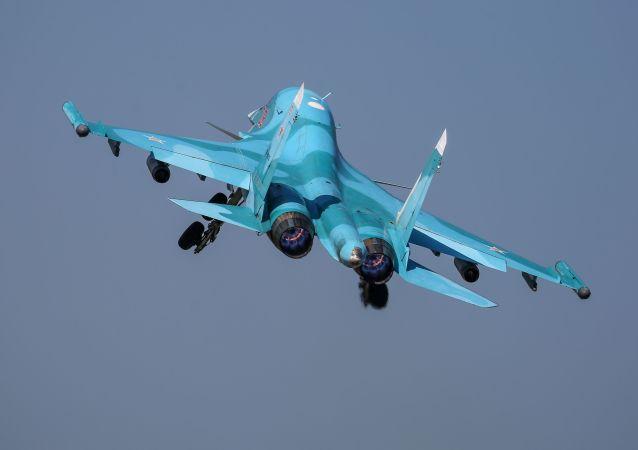 پروازهای آموزشی رزمی روسیه بر فراز دریای سیاه در شرایط برگزاری رزمایش ناتو