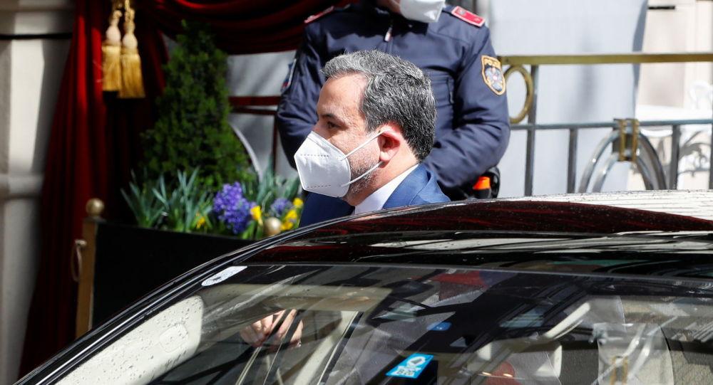 عباس عراقچی معاون وزیر امور خارجه ایران در نشست کمیسیون برجام در وین