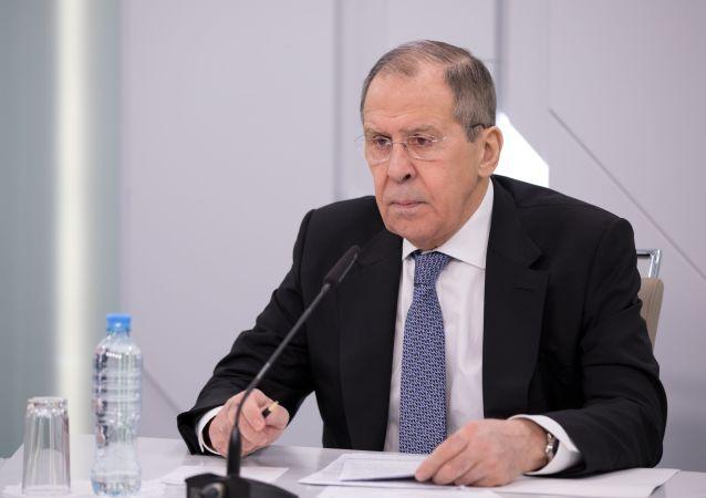 پاسخ لاوروف به سوالی درباره احتمال ورود سربازان روسیه به افغانستان