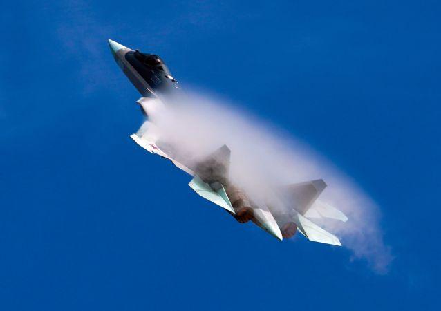 هواپیمای جنگنده جدید نسل پنجم در روسیه