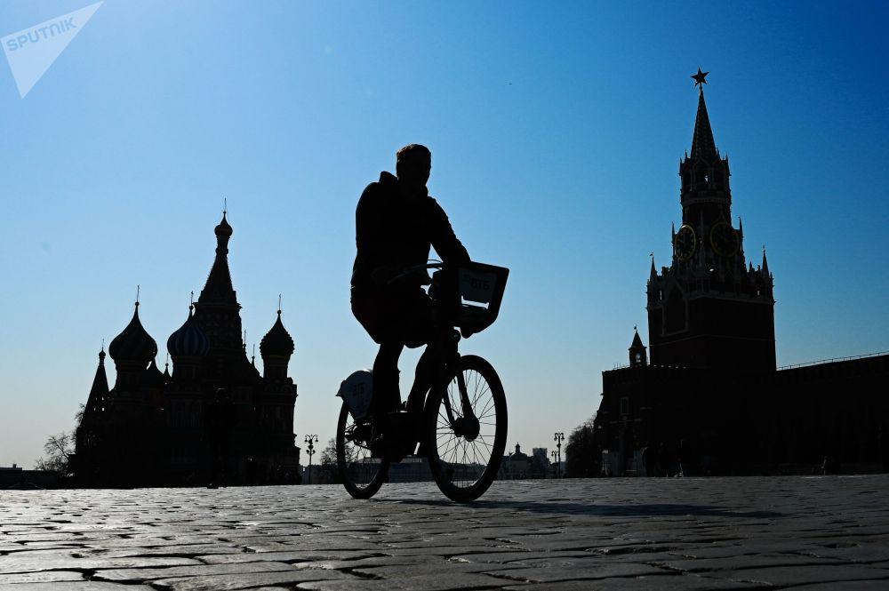 زندگی بهاری مسکو