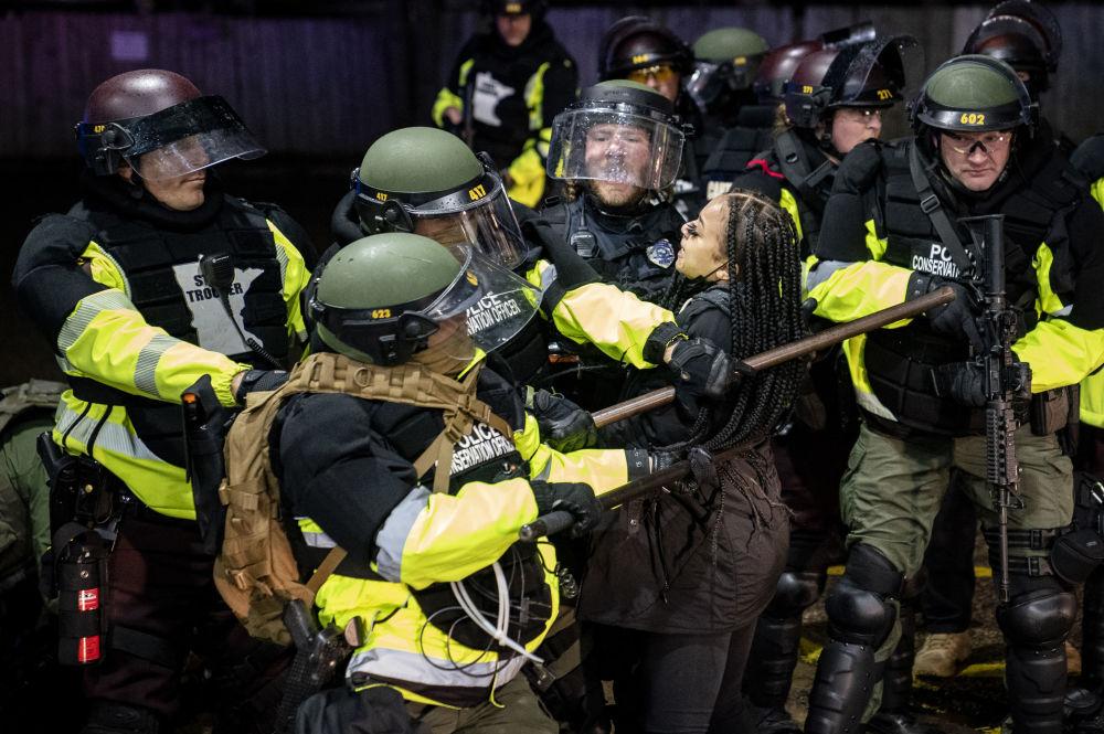 موج جدید تظاهرات در آمریکا