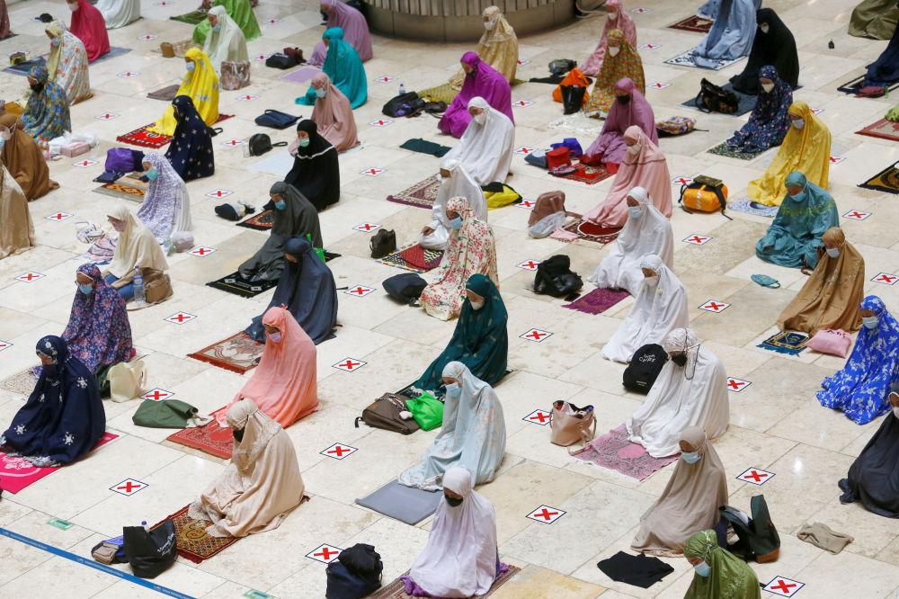 ماه رمضان در کشورهای جهان اندونزی